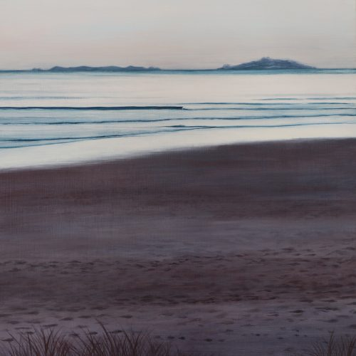 Original painting of Waipu Cove